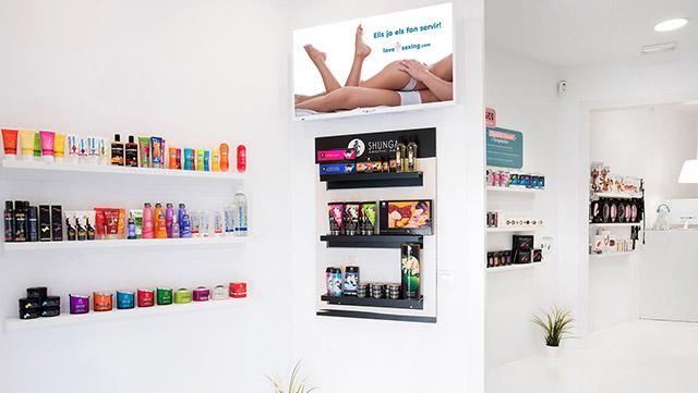 Nueva tienda Lovesexing en Barcelona