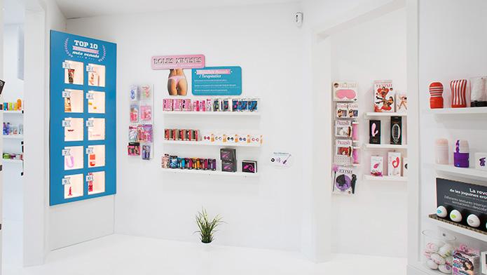 Segunda tienda Lovesexing de Barcelona