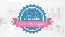 Nueva tienda en Sabadell