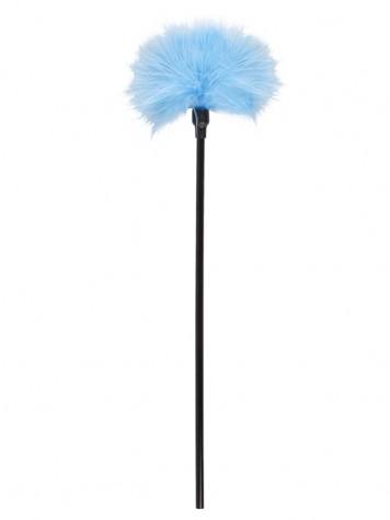 Pluma estimuladora color azul