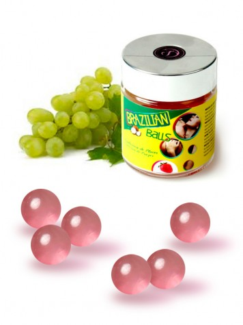 secret play brazilian balls aroma uva