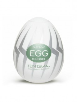 Huevo Tenga Masturbador Thunder
