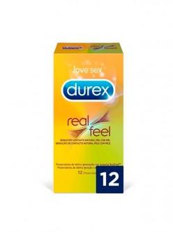 DUREX REAL FEEL 12U