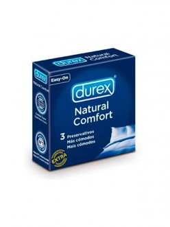 DUREX NATURAL 3U