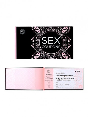 CHEQUES SEX CUPONS