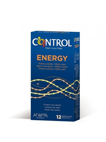 CONTROL ENERGY 12U