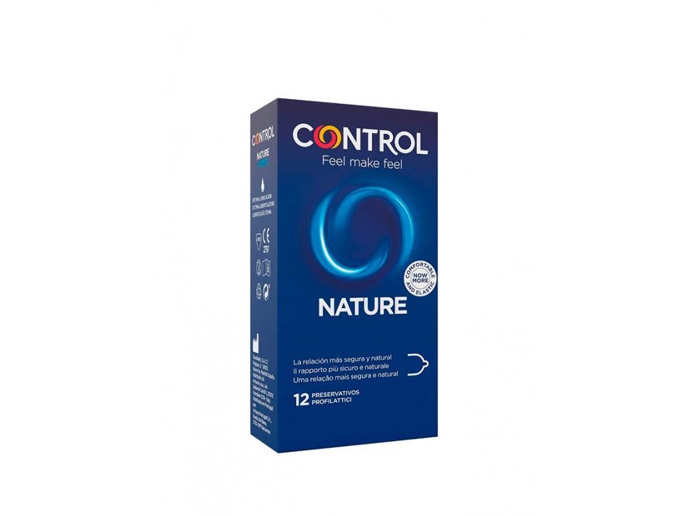 CONTROL NATURA 12U