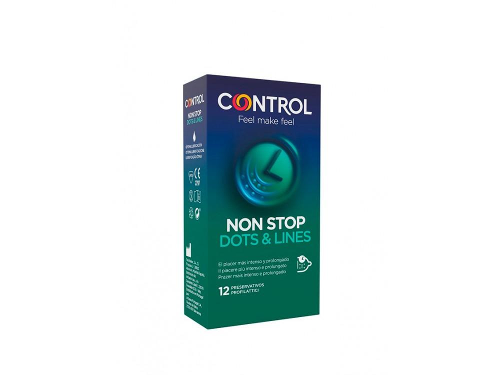 CONTROL NON STOP 12U