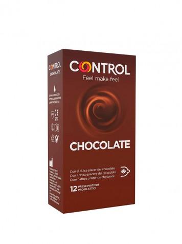 CONTROL CHOCOLATE 12U
